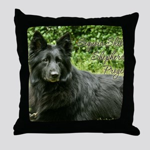 !00-sequoia-cover Throw Pillow