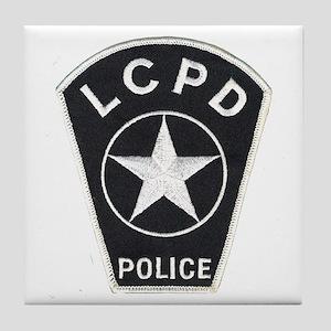 LCPD Tile Coaster