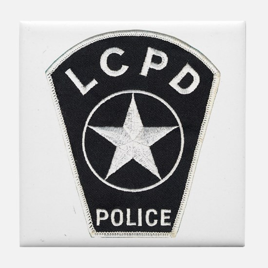 LCPD Tile Coaster