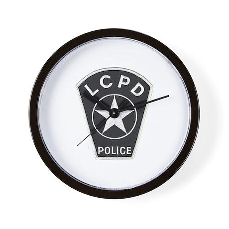 LCPD Wall Clock