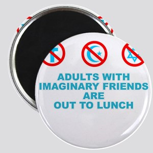 adults with imaginary Magnet