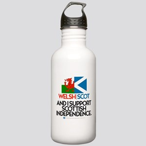 Welsh/Scot Stainless Water Bottle 1.0L