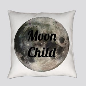 Moon Child Everyday Pillow