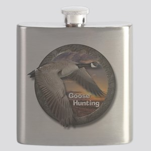 Goose Hunting Flask