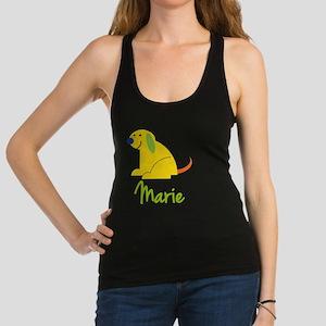 Marie-loves-puppies Racerback Tank Top