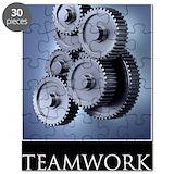 Teamwork Puzzles