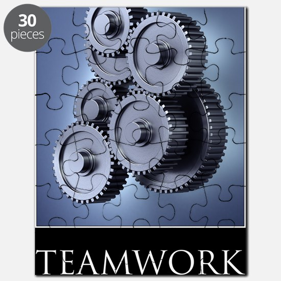poster_teamwork_01 Puzzle