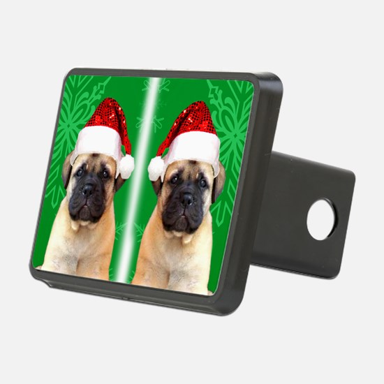 bullmastiff puppy flip flo Hitch Cover