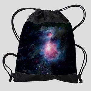 Orion Nebula Drawstring Bag
