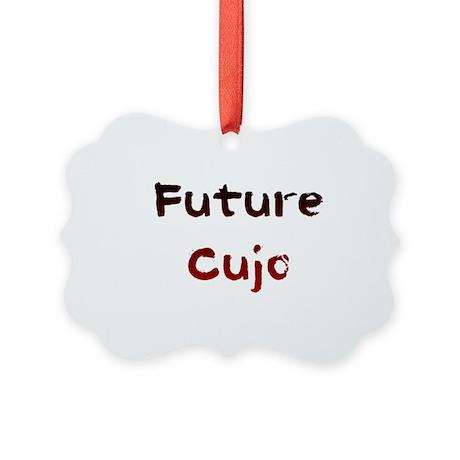 Cujo Picture Ornament