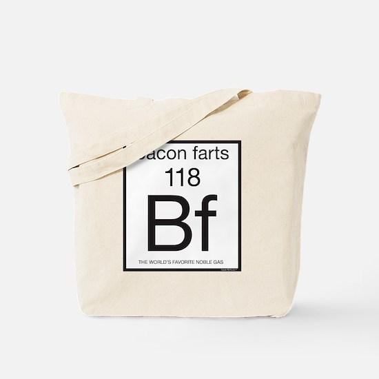 bacon-farts-noble-gas Tote Bag