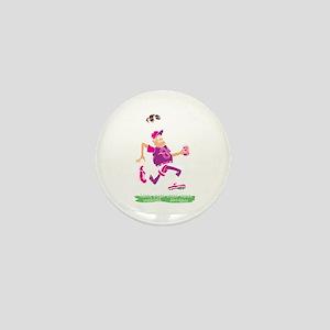 pa39black Mini Button