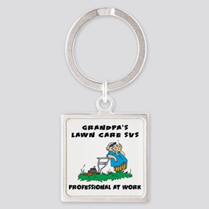 pa33 Square Keychain