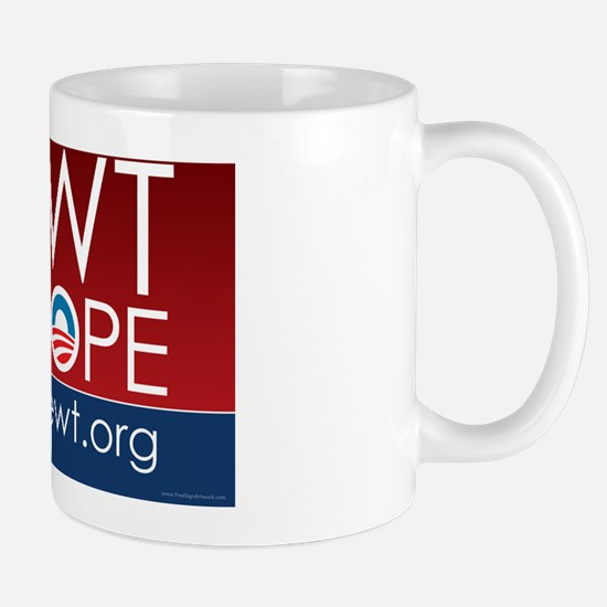 yard-sign_nope_02 Mug