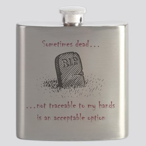 DeadAcceptable Flask