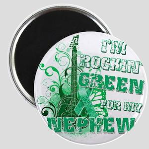Im Rockin Green for my Nephew Magnet