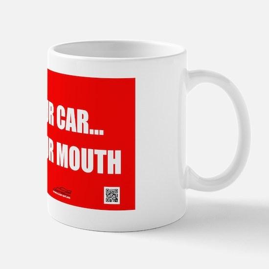 run_car_not_mouth_LP_png Mug