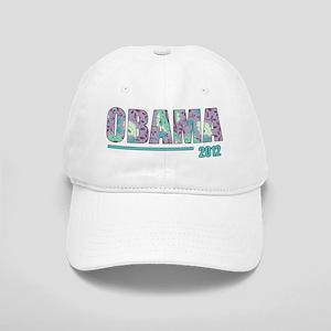 OBAMAPAISLEYBLUE Cap