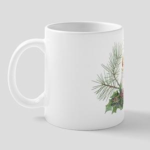 Yule Candle clean Mug