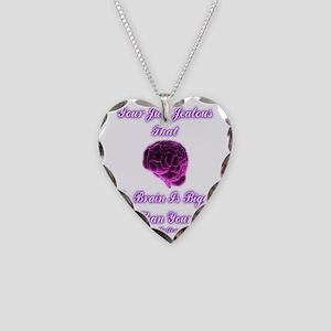 Chiari Necklace Heart Charm