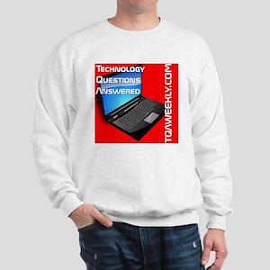 tqa-weekly-laptop Sweatshirt