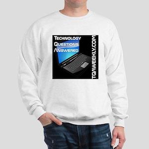 tqa-weekly-laptop-black Sweatshirt