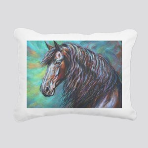 Zelvius painting by Jane Rectangular Canvas Pillow
