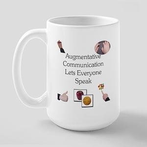 Augmentative Comm. Large Mug