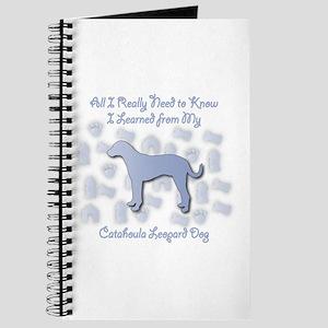 Learned Catahoula Journal