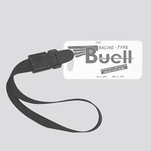 Buell D Small Luggage Tag