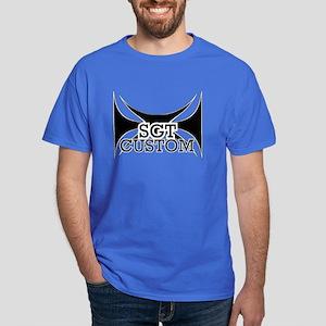 SGT Custom Blue T-Shirt