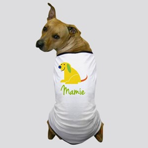 Mamie-loves-puppies Dog T-Shirt