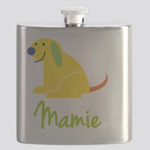 Mamie-loves-puppies Flask
