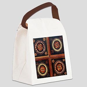 hex-efer Canvas Lunch Bag