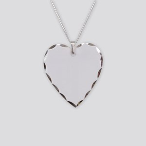 lineman born 2 Necklace Heart Charm