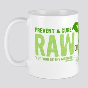 RawFood_design_dark_bgd copy Mug