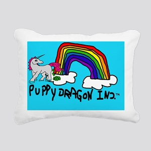 PuppyDragon INC Rectangular Canvas Pillow