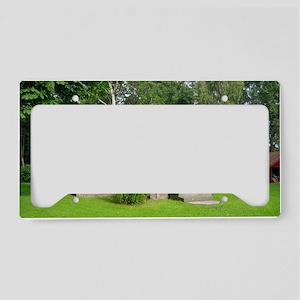 2011 Sweden 471-elong License Plate Holder