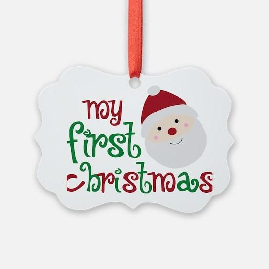 firstchristmas Ornament