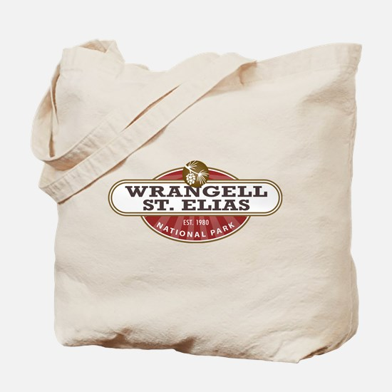 Wrangell St. Elias National Park Tote Bag