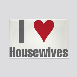 IHeartHousewives2 Rectangle Magnet