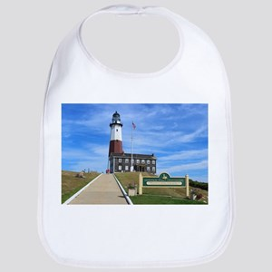 Montauk Lighthouse Baby Bib