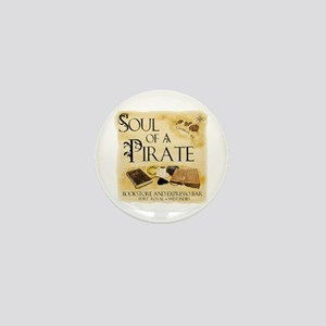 NB soul of a pirate West Indies Mini Button