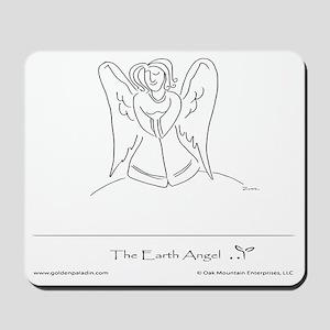 The Earth Angel Mousepad
