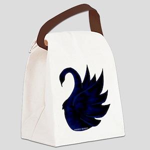 sek swan Canvas Lunch Bag