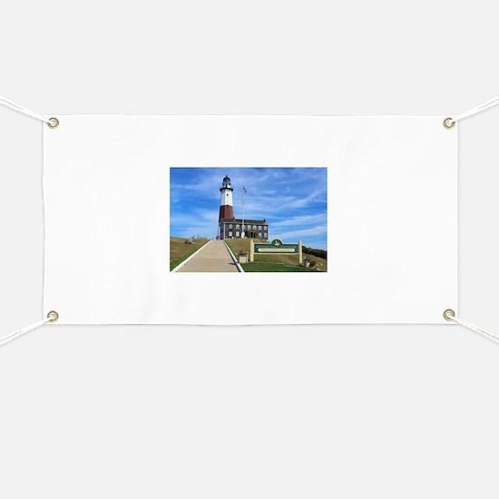 Montauk Lighthouse Banner