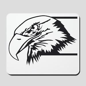 F-15 Eagle Logo 4 Mousepad