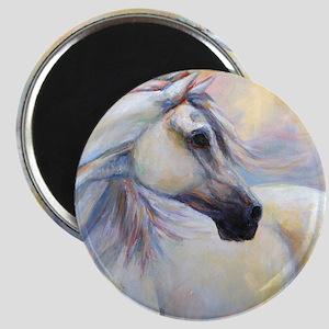 Heavenly Horse art by Janet Ferraro. Copyri Magnet