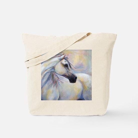 Heavenly Horse art by Janet Ferraro. Copy Tote Bag
