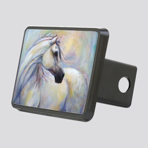 Heavenly Horse art by Jane Rectangular Hitch Cover